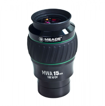 Meade Series 5000 Mega Wide Angle Eyepiece 15mm - Ex Display